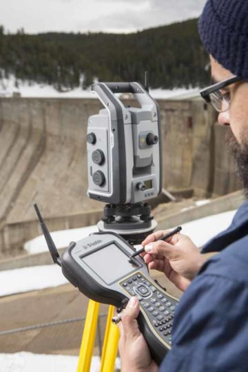 Trimble S9 Total Station Application 0677_LR