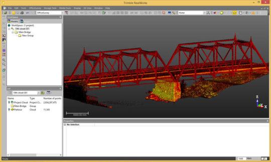 Trimble TX8 screensnap 19th Street Bridge Scan 1_LR